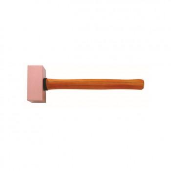 №2206B Медная кувалда с деревянной рукояткой искробезопасный