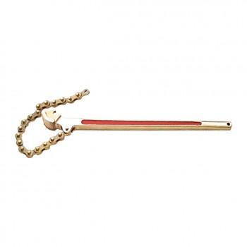 №129A Ключ трубный цепной облегченный искробезопасный