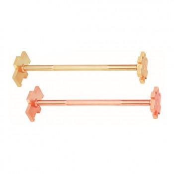 №178 Ключ для крышек бочек двусторонний искробезопасный