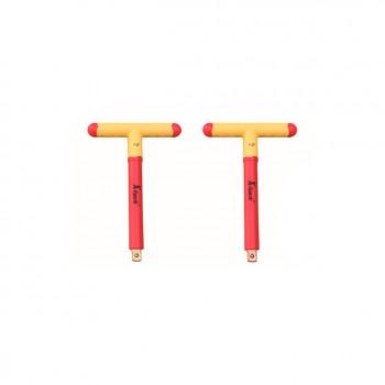 №6303 Вороток T-образный изолированный искробезопасный