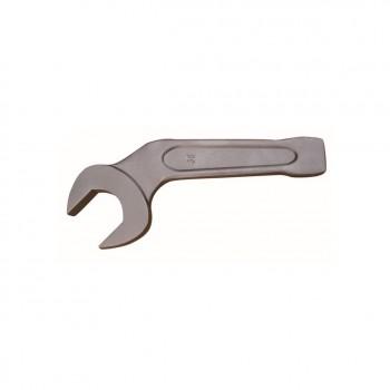 №3304A Ключ рожковый ударный изогнутый искробезопасный