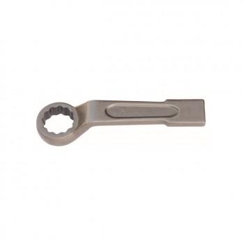 №3317 Ключ накидной ударный с изгибом искробезопасный