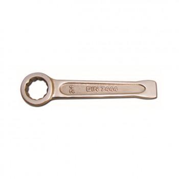 №5112 Титановый ключ накидной ударный искробезопасный
