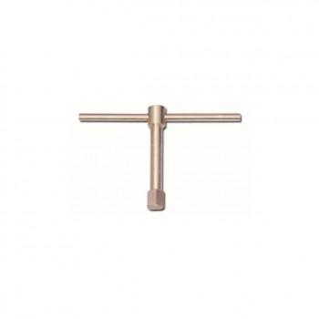 №5116 Титановый ключ Т-образный шестигранник искробезопасный